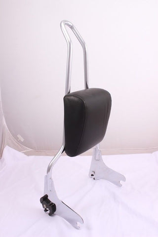 Talon Billets - Backrest Tall Sissy Bar Harley Touring Road King Street Electra Glide 97-08 New