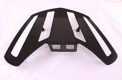 Talon Billets - E43 BLACK VICTORY CROSS COUNTRY TRUNK LUGGAGE RACK BLACK CUSTOM NICE