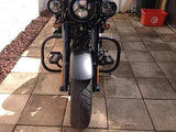 ENGINE GUARD HIGHWAY CRASH BAR 4 HARLEY  FAT BOY SOFTAIL HERITAG DELUXE  CUSTOM