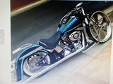 Talon Billets - C3-2 Engine Guard Highway Crash Bar Softail Harley Fat Boy Heritage Paul Yaffe Style