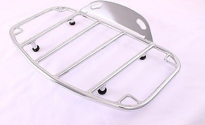 INDIAN TRUNK LUGGAGE RACK CHROME CHIEFTAIN/ ROADMASTER