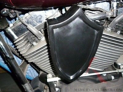 Talon Billets - Horn Cover For Bagger Harley Baggers Touring Flh Fiberglass