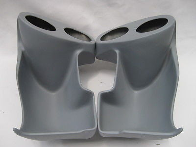 Talon Billets - LEG WARMERS 4 HARLEY BAGGER TOURING ROAD KING STREET GLIDE ELECTRA LOWER FAIRING