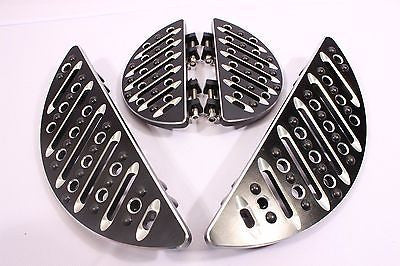 FOOT BOARD FOOTBOARDS & PASSENGER FLOORBOARDS HARLEY TOURING FL SOFTAIL DELUXE