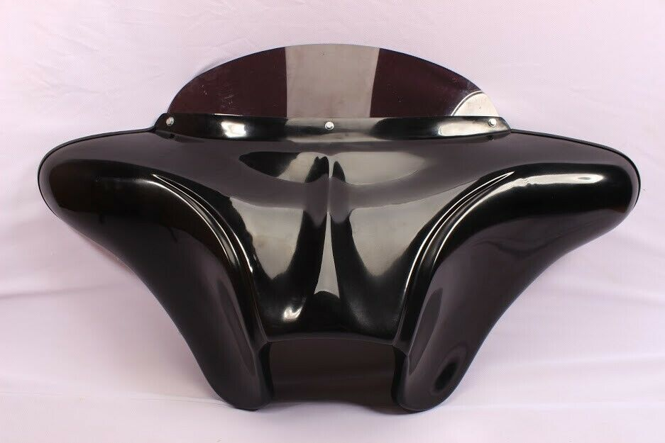 CUSTOM FAIRING WINDSHIELD HARLEY DYNA WIDE GLIDE STREET LOW RIDER SUPER 06-LATER