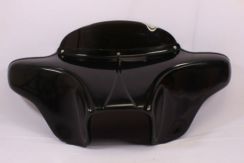 Talon Billets - BATWING FAIRING WINDSHIELD 4 SUZUKI VL800K INTRUDER VOLUSIA 2001-2013 FIBERGLASS