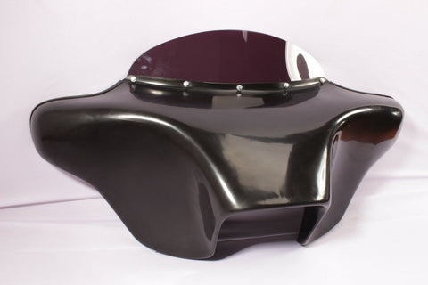 Talon Billets - BATWING FAIRING WINDSHIELD For Kawasaki Vulcan Nomad 1500 99-04 USA-BIKER.COM