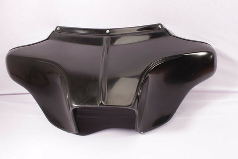 "Talon Billets - BATWING FAIRING WINDSHIELD Harley FLD Dyna Switchback 4X5"" SPEAKERS BAGGER FIBER"