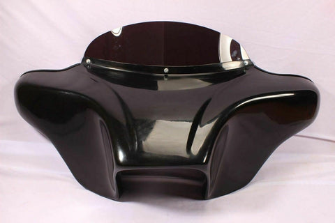 "Talon Billets - BATWING FAIRING WINDSHIELD HONDA VTX C R S 1800 1300 BAGGER 6x9"" SPK HOLES"