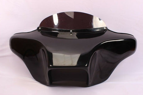 "Talon Billets - BATWING FAIRING WINDSHIELD FOR HONDA VT750 SHADOW ACE DLX 5"" SPEAKER FIBERGLASS"