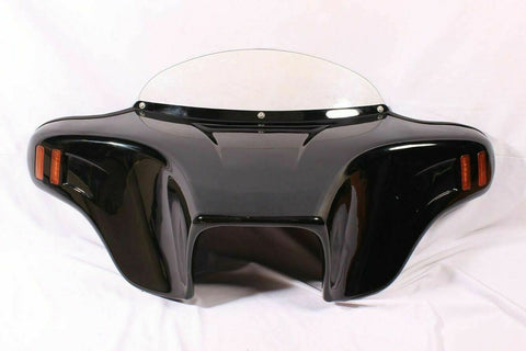 Talon Billets - PAINTED BATWING FAIRING WINDSHIELD FOR SUZUKI BOULEVARD C90 C90T 05-09 FA-2 Y