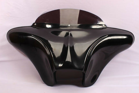 Talon Billets - BATWING FAIRING WINDSHIELD 4 HARLEY Softail Deuce FXSTD 2000 - later