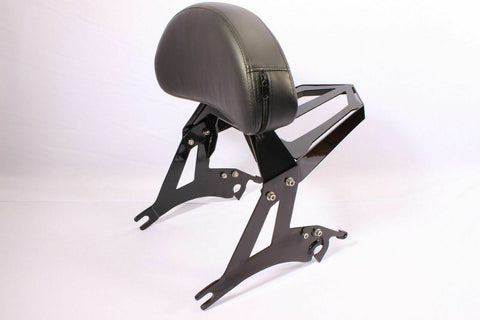 Talon Billets - Detachable Backrest Sissy Bar & luggage rack 4 Victory Cross Country Road BL