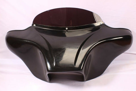 "Talon Billets - 4x5"" SPEAKER BATWING FAIRING WINDSHIELD 4 SUZUKI BOULEVARD M50 05-09 FIBERGLASS"