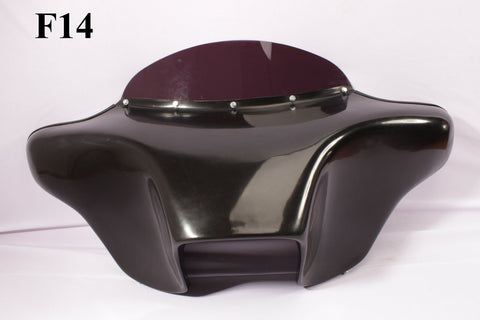 Talon Billets - BATWING FAIRING WINDSHIELD FOR HONDA VTX 1800N 2001-2009 GELCOAT USA-BIKER.COM