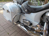 Talon Billets - Indian Motorcycle's Rear Highway Bars Chrome Chief/Chieftain 2014 15