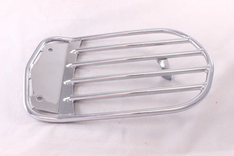 Talon Billets - ONE-UP LUGGAGE RACK 4 INDIAN 14-17 Classic Vintage CHIEFTAIN chief dark horse