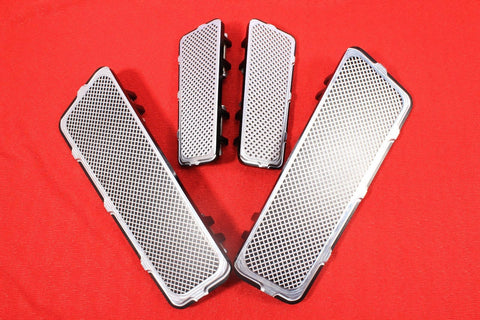 Talon Billets - Foot Board Footboards & Passenger Floorboards 4 Harley Touring Road King Glide