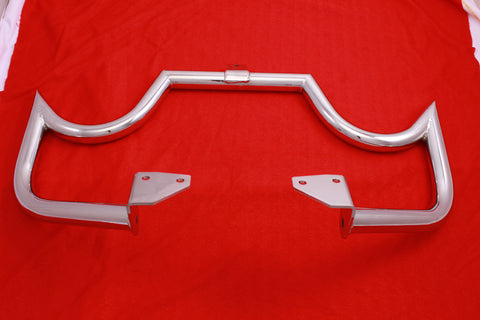 Talon Billets - CL34-4 Harley Engine Guard Bars 06-15 Dyna street switchback fxdb