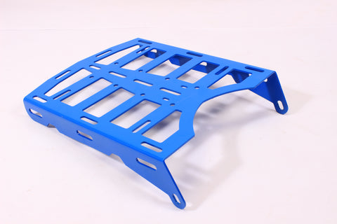Blue Cargo Luggage Rack Carrier Rear For 08-16 Yamaha  WR250R WR250X