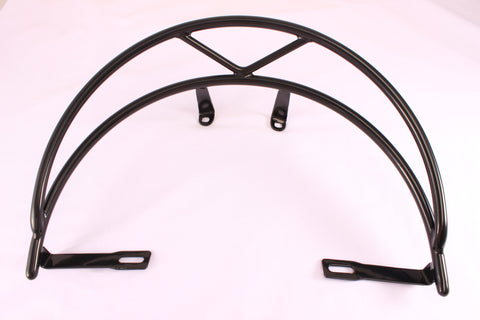 E68 SADDLEBAGS LIDS GUARD RAILS CRASH BARS 4 HARLEY FXRT FXRD FRX