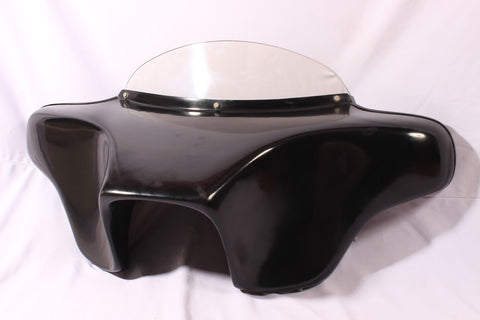 Talon Billets - BAGGER BATWING FAIRING WINDSHIELD YAMAHA ROYAL STAR DELUXE 05-14 6X9 INCHES SPKS