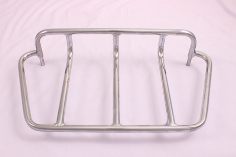 Talon Billets - E60 Top Rail Luggage Rack Trunk Case Carrier Rack HONDA FURY Goldwing 1500 Shadow