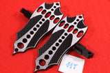 Talon Billets - FOOTPEGS MINI FLOORBOARDS MOUNT VICTORY Cross Country Roads Hammer Kingpin