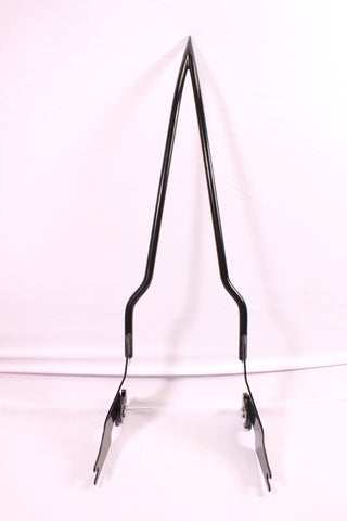 "Talon Billets - Y22 Tall C Black 22"" Tall Bagger Backrest Sissy Bar 4 Harley Sportster 1200 883 Xl Custom Low"