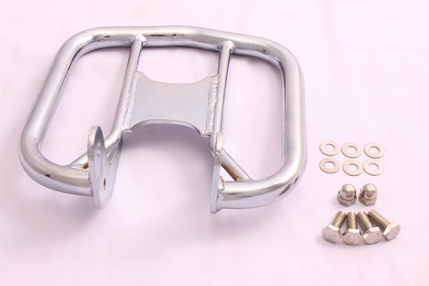 Talon Billets - E62 Indian Scout Pinnacle Sissy Bar Luggage Rack 4 INDIAN SCOUT 15-17