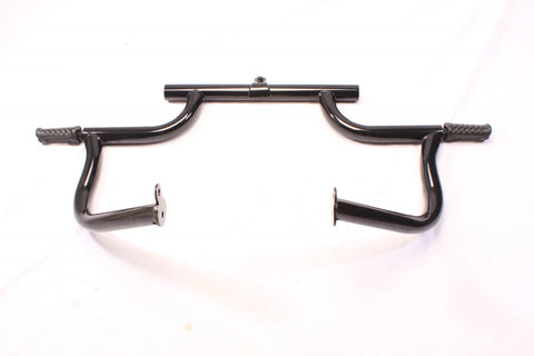 "Talon Billets - BAGGER ENGINE GUARD HIGHWAY CRASH BAR 4 HARLEY TOURING KING FL 09-19 1.5"" TUBE"