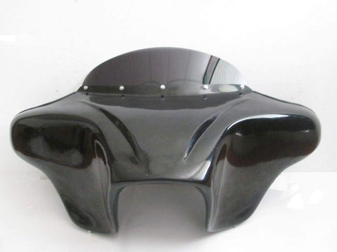 "Talon Billets - BATWING FAIRING WINDSHIELD SUZUKI VL800K INTRUDER VOLUSIA 2001-2013 4X5"" HOLES"