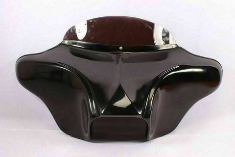 "Talon Billets - BATWING FAIRING WINDSHIELD GELCOAT YAMAHA ROAD STAR 1600 1700 XV 99-14 4X5"" CUT"