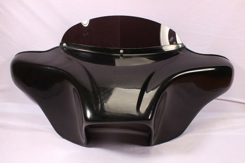 "Talon Billets - BATWING FAIRING WINDSHIELD 5"" SPEAKER HOLES FOR  YAMAHA XVS650 650 VSTAR CLASSIC"