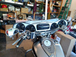 Talon Billets - Harley Batwing Fairing Windshield Touring Electra Glide Classic Ultra Special