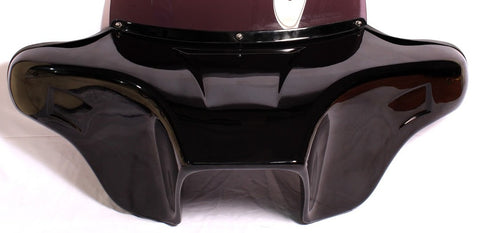 "Talon Billets - Batwing Fairing Windshield Kawasaki VN 1500 Classic 96-05 6X9"" ABS Painted"