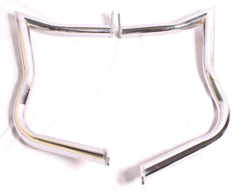 Talon Billets - Engine Guard Crash Bar for Kawasaki Vulcan VN1600 Classic Nomad 2003-2011