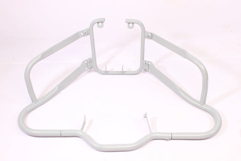 Talon Billets - Crash Bars Engine Guard Protection Grey 4 BMW R1200Rt 2005-2013