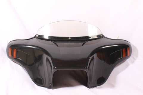 Talon Billets - BATWING FAIRING WINDSHIELD 4 HONDA VTX C R S 1800 1300 BAGGER  LED PAINTED VIVID