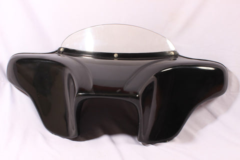 Talon Billets - GELCOAT BATWING FAIRING WINDSHIELD 4 HARLEY TOURING ROAD GLIDE TALON-BILLETS