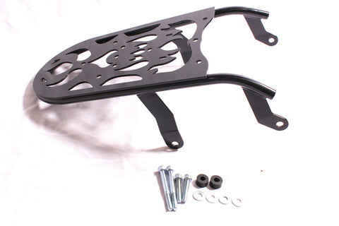 Talon Billets - Rear Luggage Rack Custom 4 Suzuki DR650 Enduro DR650SE DR 650 650SE  96-Later