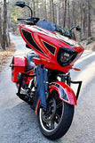 Talon Billets - Custom Victory Cross Roads Country Highway Bar Engine Guard Crash Magnum 10-2017