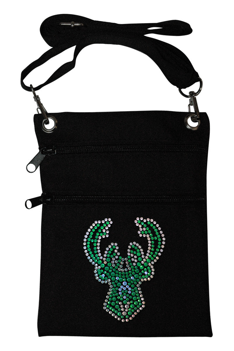 Milwaukee Bucks Mini Cross Body Accessory Bag