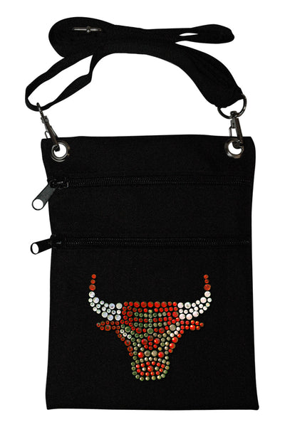 Chicago Bulls Mini Cross Body Accessory Bag