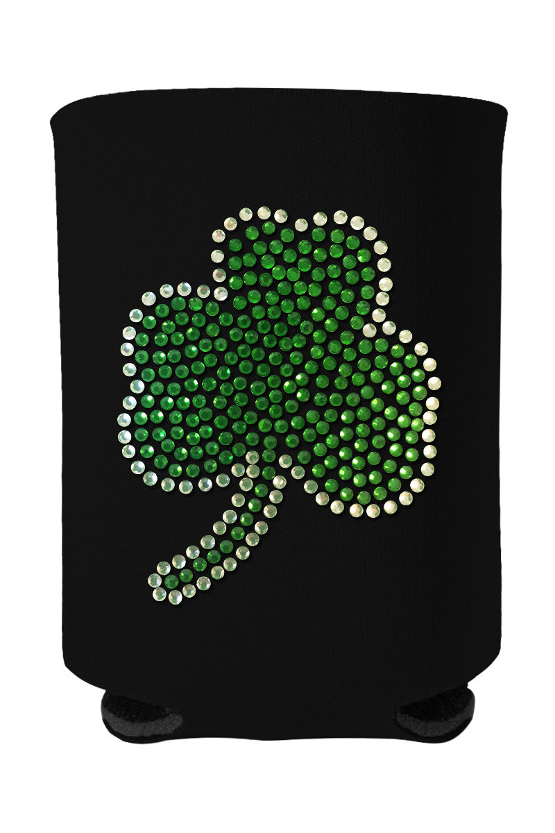 Buy One GET One FREE - Boston Celtics Rhinestone Logo Can Cooler