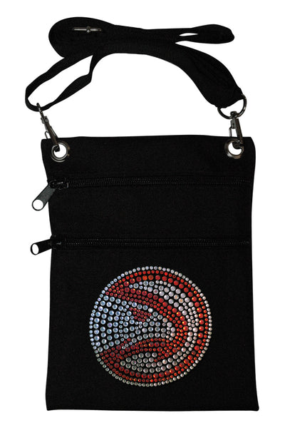 Atlanta Hawks Mini Cross Body Accessory Bag