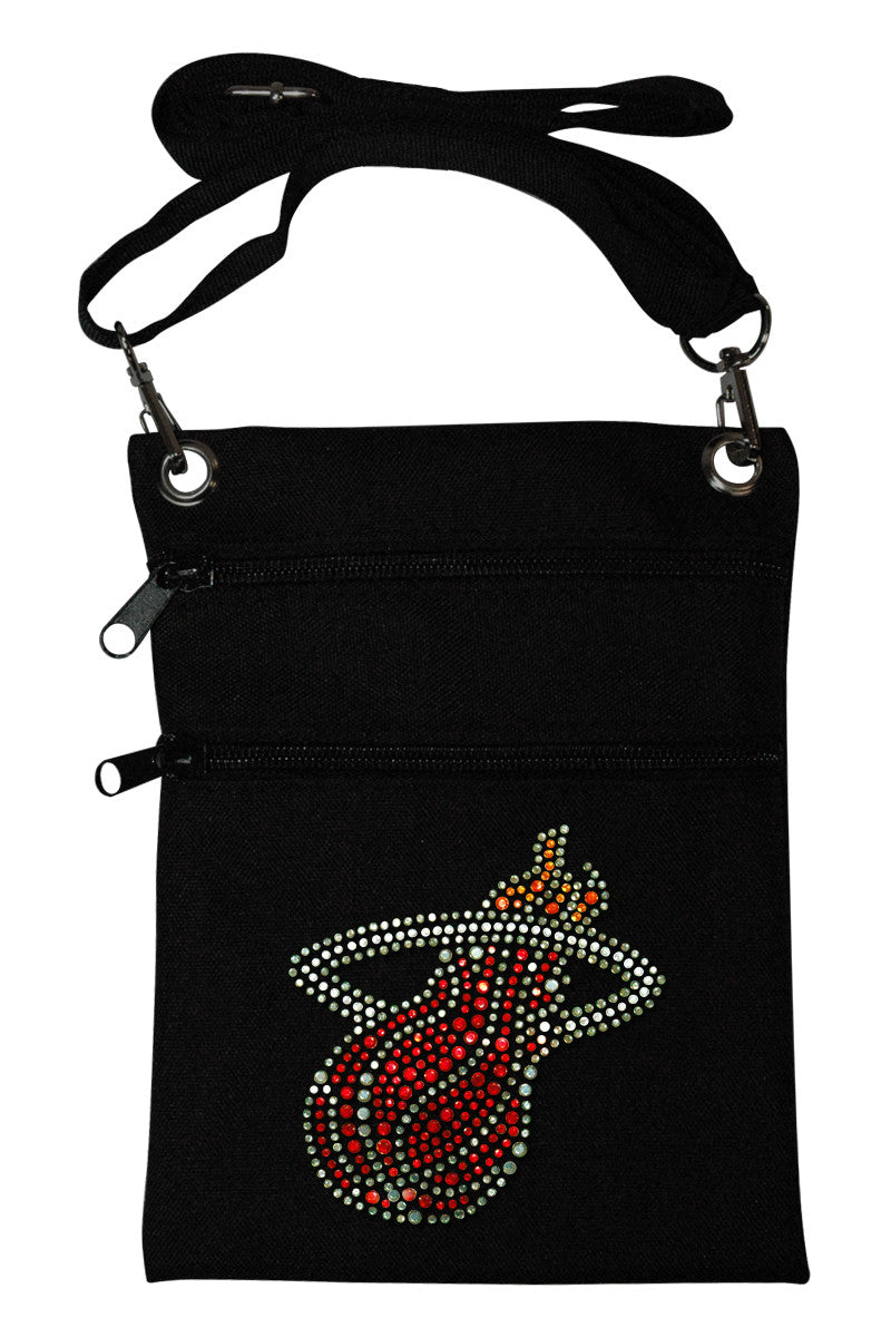 Miami Heat Mini Cross Body Accessory Bag