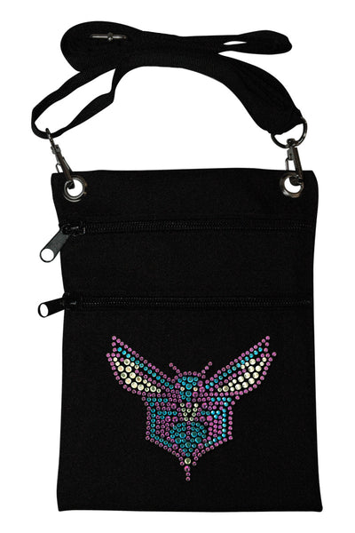 Charlotte Hornets Mini Cross Body Accessory Bag