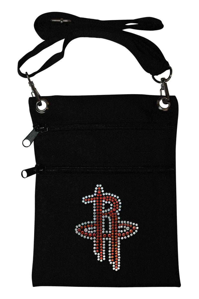 Houston Rockets Mini Cross Body Accessory Bag