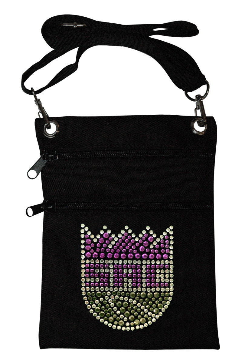 Sacramento Kings Mini Cross Body Accessory Bag